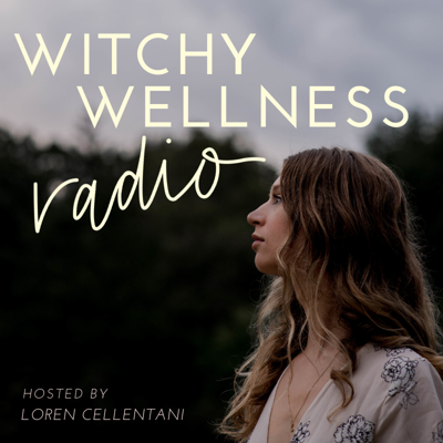 On Witchy Wellness Radio, host Loren Cellentani guides you to discover your power: mind, body and soul. You'll hear ways to uncover your core beliefs of self worth, inner talk and subconscious to become your own master coach. The truth is you already have the answer. Discover how your emotions and body's responses are telling you what you need. As well as how principles from energetic healing, law of attraction and natural life cycles can weave into your health and wellness routines.Learn how to connect to your inner guidance system by focusing on your emotional and body's self awareness. Let go of the fitness and diet plans that do not work to find your own wellness flow. On Witchy Wellness radio, host Loren Cellentani and guest share their stories and wisdom on mind, body + soul. Tune into Witchy Wellness Radio to open up, surrender, trust and let your body lead your way. Learn more at LorenCellentani.com