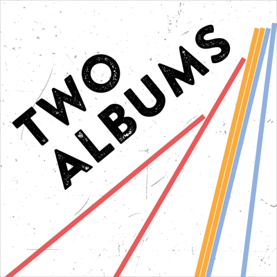 2 albums, 1 classic, 1 modern, 4 guys, some alcohol.