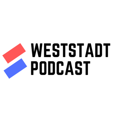 Weststadt Podcast is done by Alexander Becker, Jesus Casal and Marcos Carbonell. We like to talk and question topics. We plan to talk about complicated topics that interest us using the socratic method. We try to invite guest who disagree with us, to get different perspectives.