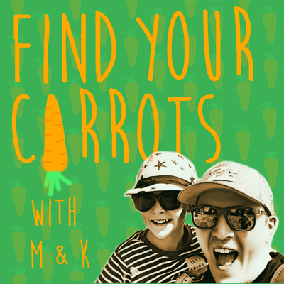 FIND YOUR CARROTS