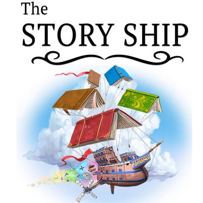 The Story Ship's podcast presents stories written by kids and told by kids  and interviews and performances by world renown storytellers. For 20 years, The Story Ship has traveled throughout America working with children in schools to create their own stories and record them in their own voices.  The show is hosted by the founder of The Story Ship, Sean Driscoll. Each episode focuses on interesting storytelling facts, recording methods and writing techniques.