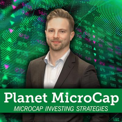 Planet MicroCap Podcast   MicroCap Investing Strategies