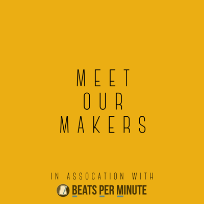 An artist interview series in association with Beats Per Minute, hosted by Jeremy J. Fisette. Conversations with the people who make the things we listen to, the things we watch, the things we read - the makers of the things that matter to us.