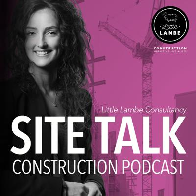 Site talk is Ireland's newest Construction podcast. Brought to you by Ireland's leading construction marketing agency, Little Lambe Consultancy. Site Talk is the show where we remove the site talk and delve deep into some of Ireland's leading construction business. From entrepreneurs, industry leaders, suppliers and more, well learn what it takes to be a key player in the Irish Construction industry. Site Talk bring's you the insights nobody else has!