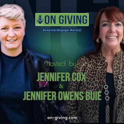 Twice monthly show about building successful relationships & non-profit strategy through story and authenticity. Connect with your donor and stand out. The podcast of choice for current and emerging public and nonprofit leaders.