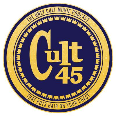 It's the ONLY cult movie podcast that puts hair on your chest! These goofballs review movies from B-movie classics to mind blowing arts films, all while knocking back