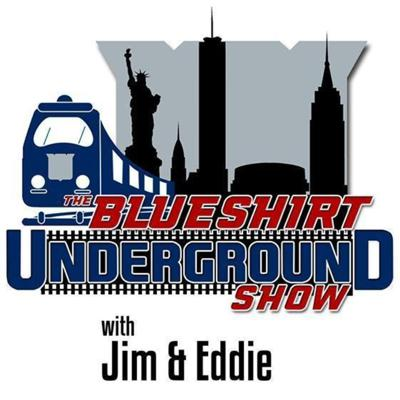 Blueshirt Underground Radio was founded in June of 2009 and is now in its ninth year of being the ONLY live radio broadcast devoted to the New York Rangers!Hosted by lifelong Ranger fans Eddie