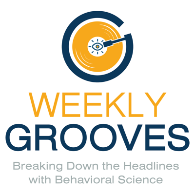 Understanding today's headlines with behavioral science. This weekly podcast breaks down topical news stories and explores the human behaviors that impact them.