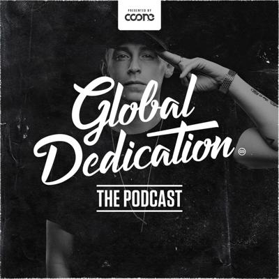 The Global Dedication podcast by Coone - everything Hardstyle