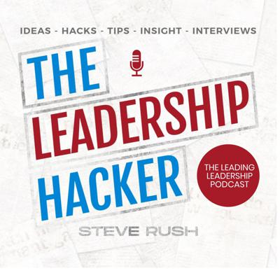 This is the leading Podcast for Leadership globally. You'll listen to top authors, C-suite executives and leadership coaches and unlock tips, ideas, insights along with top leadership hacks. It's your way to tap into some of the best and most experienced leaders and business coaches in the world.