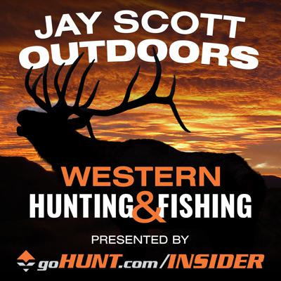 Western Big Game Hunting Guide and Hunter Jay Scott talks tactics, tips & information with industry experts on this podcast.