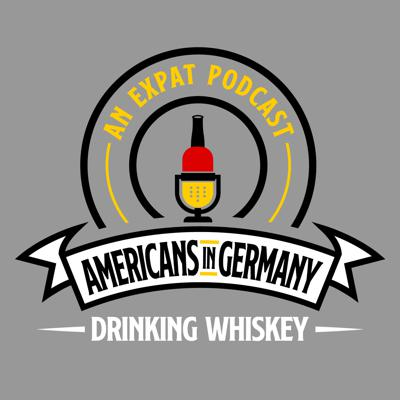 Americans in Germany Drinking Whiskey