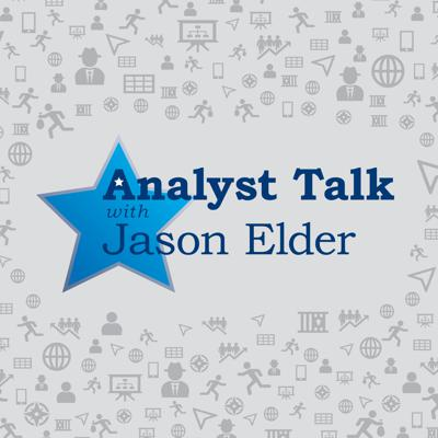 Analyst Talk With Jason Elder
