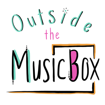 Outside the MusicBox
