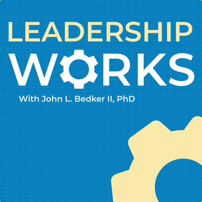 The art and craft of leadership is more important in today's turbulent world than ever before. If you want to learn about what makes a great leader and be able to apply leadership skills to enrich your life and those around you, then this podcast is for you.  Dr. John Bedker shares a lifetime of real leadership experiences and unpacks the ins and outs of what makes a great leader….and what does not. Gain actionable insights for your own leadership journey and learn from stories of the world's most effective leaders across all walks of life.