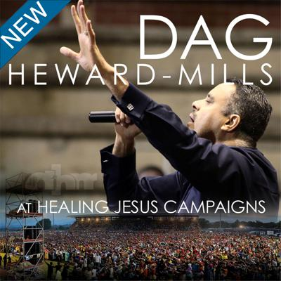 Welcome to the podcast of Dag Heward-Mills at Healing Jesus campaigns.