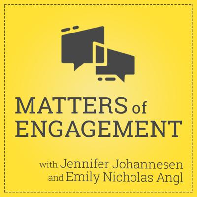 There's a lot of enthusiasm for patient engagement and partnership right now, but not a lot of opportunities for more nuanced or critical dialogue about what may *really* be happening, or not happening at all. The podcasting format is an ideal vehicle to host conversations and reflections that we think may shed more light on why some issues continue to be difficult or confounding.Jennifer and Emily host each episode, providing a blend of interviews (with patient partners, researchers, academics and engagement professionals), scripted narration, and presentation of existing research papers and opinion pieces. The goals for each episode are slightly different – perhaps to further a conversation already being had, or to give name to experiences that are hard to describe, or to draw on research and theory to attempt to explain why things are the way they are.