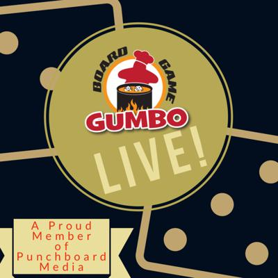 Board Game Gumbo Live!