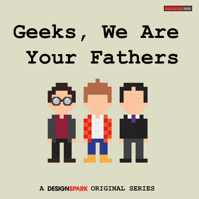 Join Robbie, Pete and Dave. They're 3 proud geek dads who love to talk about all things tech, gaming, sci-fi and more.With regular trips down memory lane to days gone by and a weekly interview with a fellow geek, this podcast has something for everybody.