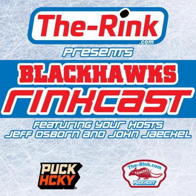Chicago Blackhawks Hockey Rinkcast