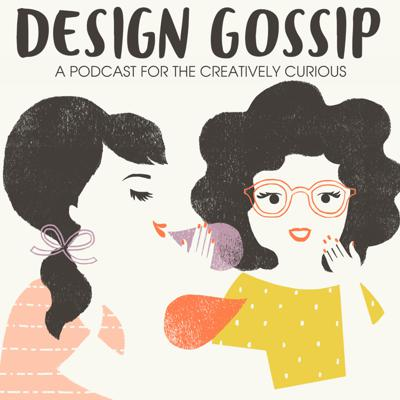 Design Gossip is a podcast for the creatively curious, hosted by solopreneurs Maeve Parker & Charlene Williams. Listen in as we share our struggles & triumphs of running our own businesses or chat about the latest trends.  Made of mostly heart & grit, we aren't afraid to share everything from our inspiration to how we get paid!