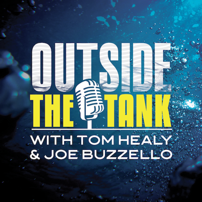 """Welcome to """"Outside The Tank"""", the first podcast in the world that interviews the entrepreneurs featured on Shark Tank. Get the inside scoop on how they got there. Find out the biggest lessons they learned. Hear about their biggest regrets. Find out what didn't air on TV. See what has happened to them since their episode aired. You'll be informed, inspired and entertained by these great entrepreneurs!"""