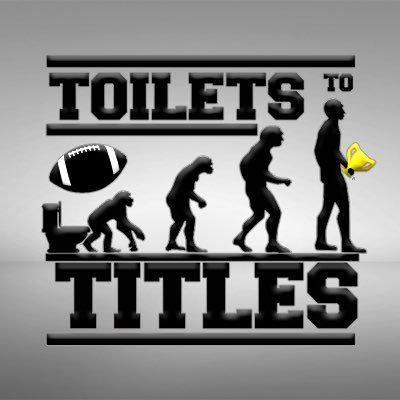 The Toilets to Titles podcast