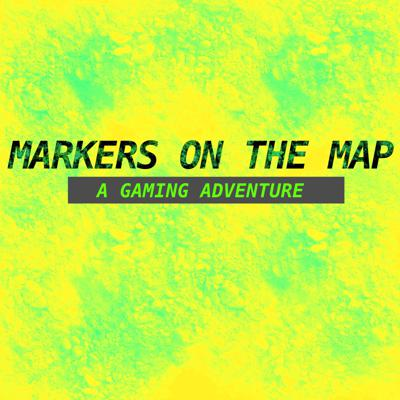 Markers on the Map: A Gaming Adventure