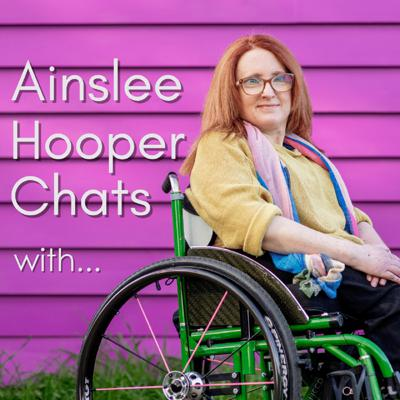 Ainslee Hooper Chats with...