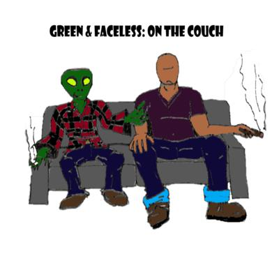 Green & Faceless: on the Couch