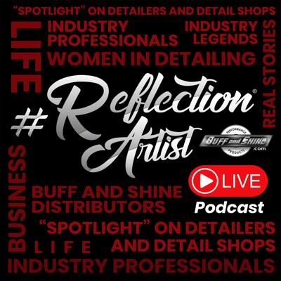 #ReflectionArtist Live