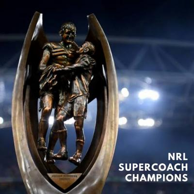 The only podcast where you'll get two NRL SuperCoach champions talking about NRL SuperCoach.
