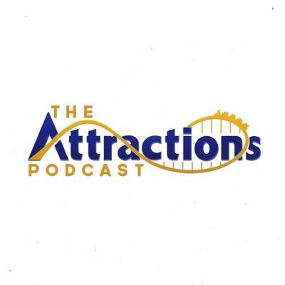 Join hosts Brittani and Seth as they bring you news and discussion about all things theme parks, as well as their thoughts on the latest movies, television, and video games on The Attractions Podcast.