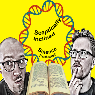 Welcome to The Sceptically Inclined Science Podcast where we talk about science, particularly human sciences, by looking at papers that are both unusual and serious. We hope to have a friendly, light hearted discussion in which we interweave stories from our lives. We don't need you to have a huge background in science so please give us a listen and enjoy!