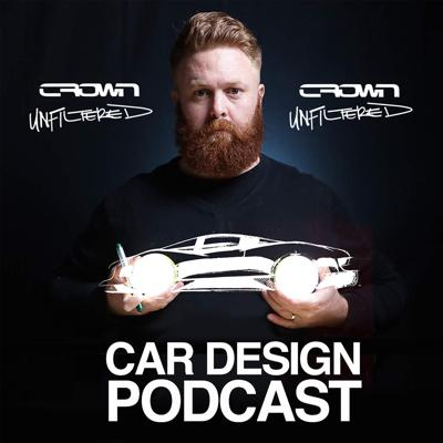 A Car Design Podcast centered around the personal processes and experiences of professionals.