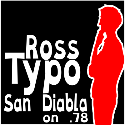 Ross Typo: San Diabla on Seventy-Eight is a narrative, one-person-podcast, a Lovecraftian cosmic horror story, brimming with crime elements, is being unfolded by Ross Typo, about a city that he, and only he, calls San Diabla. | A story about an Eastern European investigative journalist, who went after a myth, to find the lost city, but the city found him. | This is a story about shadows and voices, politics and hatred, intrigue and conspiracy, life and death. And, sometimes, about love. A story about a man, who knows, he might never leave that place, but he still has to go, has to search and has to investigate everything to get closer and closer to the truth that might not even exist. And closer to his death what definitely does... but really? Does it? | Every other Monday we will be listening to one record from Ross Typo, and we will try to do our best to unravel that what is there, buried, underneath the surface in San Diabla. | More info on https://timeravel.studio