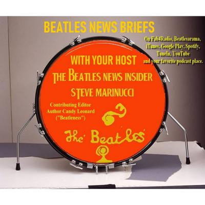 The latest Beatles news and thought-provoking discussion from veteran pioneer Beatles reporter Steve Marinucci, who established Abbeyrd's Beatles Page,  the first true Beatles news website online. Our contributing editor is Candy Leonard, the author of