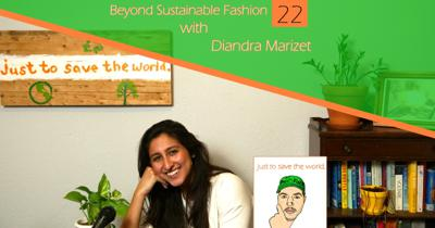 Cover art for Beyond Sustainable Fashion