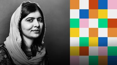 Cover art for Activism, changemakers and hope for the future | Malala Yousafzai
