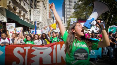 Cover art for Why I fight for climate justice | Xiye Bastida