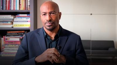 Cover art for What if a US presidential candidate refuses to concede after an election? | Van Jones