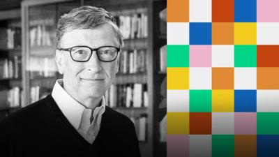 Cover art for How the pandemic will shape the near future | Bill Gates