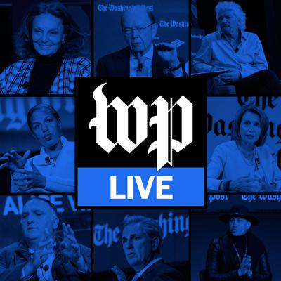 A podcast from Washington Post Live, the newsroom's live journalism platform, where top-level government officials, business leaders, cultural influencers and emerging voices discuss the most pressing issues driving the news cycle nationally and across the globe. From one-on-one, newsmaker interviews to in-depth multi-segment programs, Washington Post Live brings The Post's newsroom to life on stage.