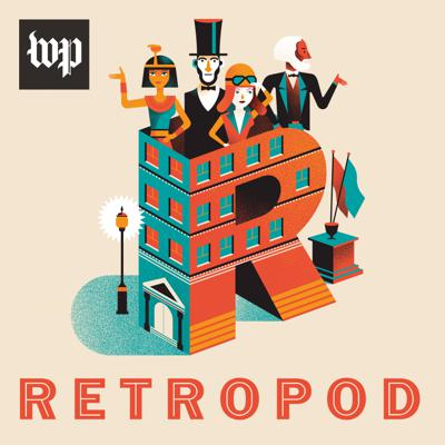Retropod is a show for history lovers, featuring stories about the past, rediscovered. Host Mike Rosenwald introduces you to history's most colorful characters - forgotten heroes, overlooked villains, dreamers, explorers, world changers. Available every weekday morning.