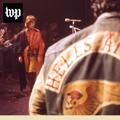 Cover art for Altamont part 2: Re-creating a day of chaos and violence