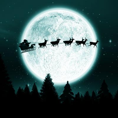 Cover art for The military's famous Santa Tracker began with a wrong number