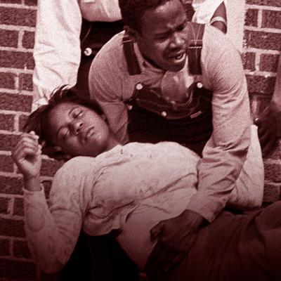 Cover art for Women of the civil rights movement