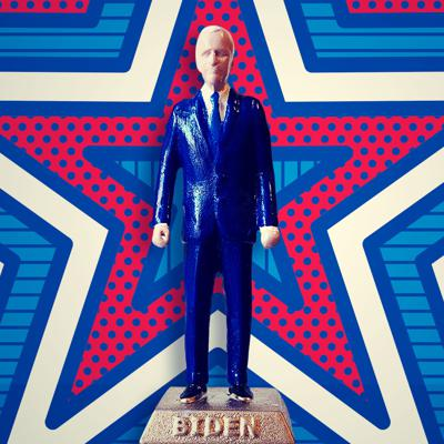Cover art for Joe Biden: Triumph, tragedy and the fate of the center