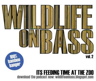 Cover art for Wildlife On Bass: Episode 2 (Feat. DJ Parrot)