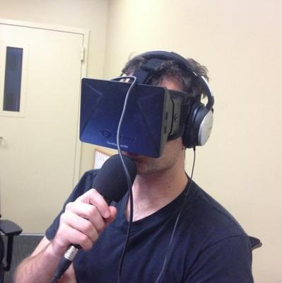 Cover art for USC Annenberg Innovation Labs' Geoffrey Long on How VR Will Transform the Media
